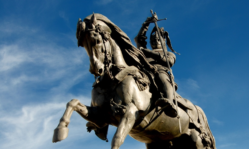 caval-de-brons