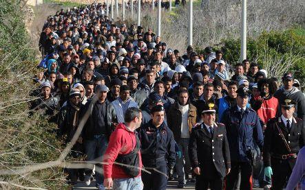 """Incontro: """"L'Europa ed il fenomeno migratorio"""""""